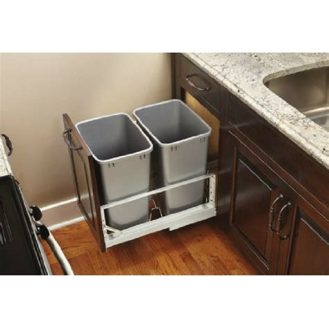 rev a shelf 5349 18dm 217 35qt waste container