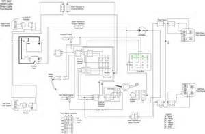 Car Hazard Lights Circuit Diagram Hazard Switch Brake Light Turn Signal Circuit Analysis