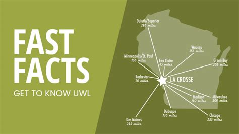 Wisconsin Mba Employment Statistics by Fast Facts Admissions Uw La Crosse