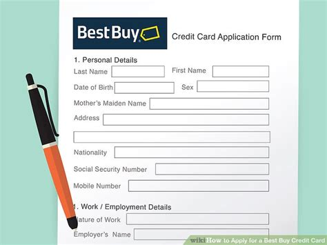 best buy application how to apply for a best buy credit card 10 steps with