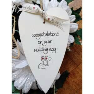 for your wedding congratulations on your wedding day