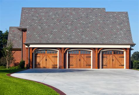 craftsman style garage doors exterior craftsman style garage doors