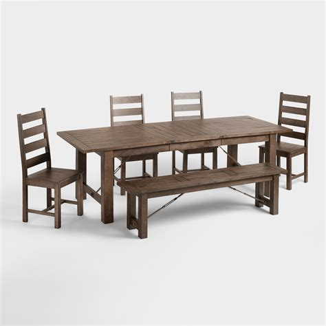 world market tables and chairs garner dining collection world market