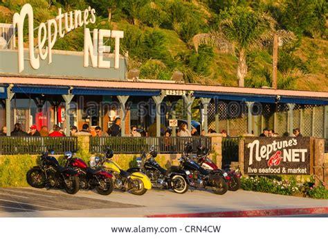 restaurant on the in malibu neptune s net seafood malibu ca california beaches