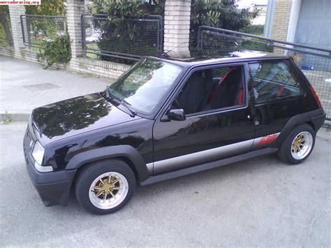 renault super 5 renault super 5 gt turbo venta de veh 237 culos y coches