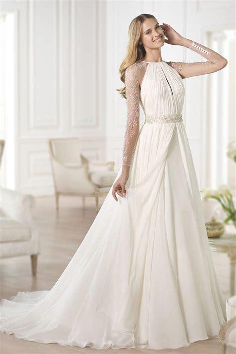 guenstig  elegantes ivory transparentes  linie