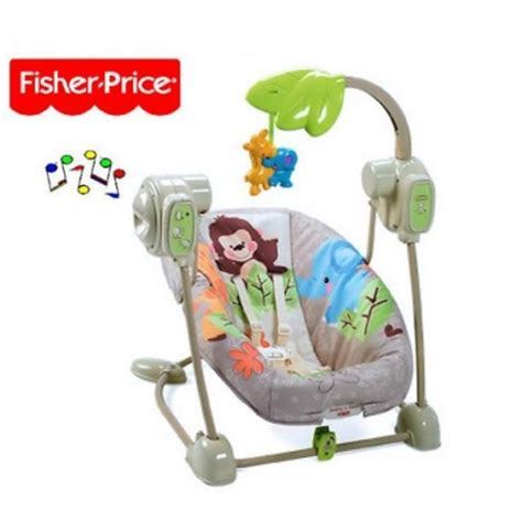 fisher price safari swing adam shop fisher price collection cradle swingkohl