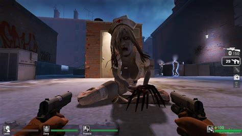 ld nurse witch left  dead gamemaps