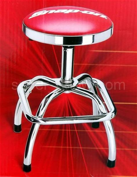 Snapon Stool by New Snap On Pneumatic Shop Stool Adjustable Seat Height