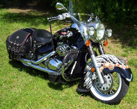 Custom Suzuki C50 Motorcycle Pictures 2006 Suzuki Boulevard C50 Moto Pic