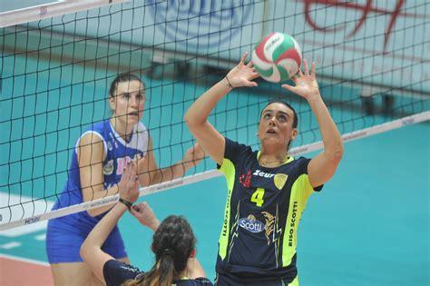 volley pavia giocatrice lega pallavolo serie a femminile