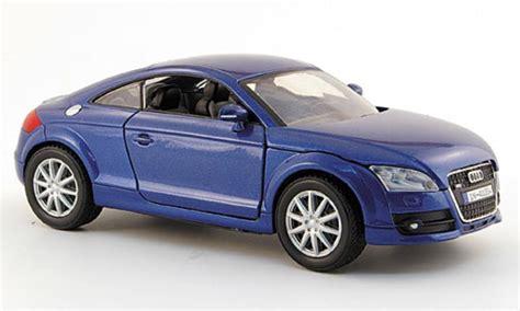 Audi Tt Motor Kaufen by Audi Tt Coupe Blau 2006 Motormax Modellauto 1 24 Kaufen