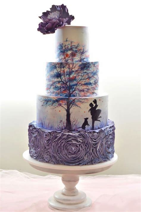 wedding cakes designs 36 eye catching unique wedding cakes unique wedding