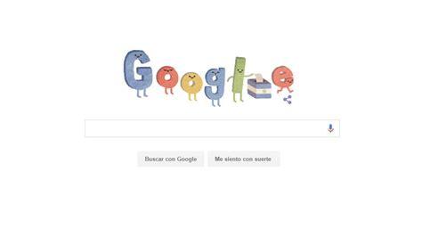 doodle de hoy 22 de enero dedic 243 su doodle al balotaje presidencial la gaceta