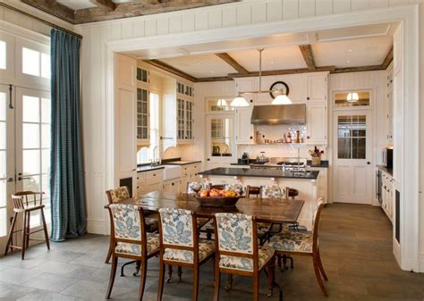Barn And House Combo kitchens