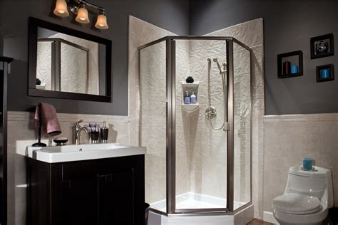 Improveit Home Remodeling by Walk In Showers Bathroom Remodeling Company Improveit