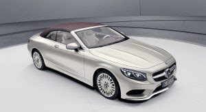 2018 mercedes benz s class coupe and cabrio exclusive