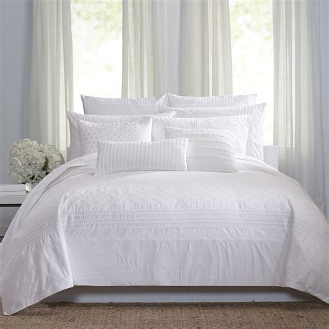 dkny pure bedding dkny pure poppy duvet cover full queen bloomingdale s