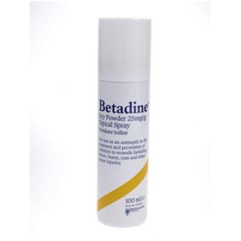 Betadine Powder Spray betadine powder spray chiropody express