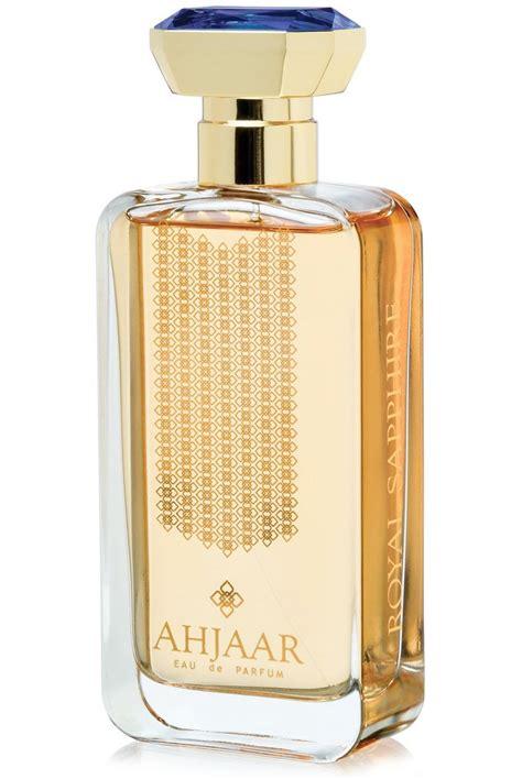 News Perfume by Royal Sapphire Ahjaar Perfume A New Fragrance For