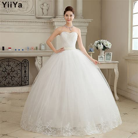 aliexpress wedding hot free shipping new 2015 white princess fashionable lace