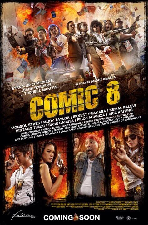 film indonesia download 2014 comic 8 2014 full movie watch free movie online