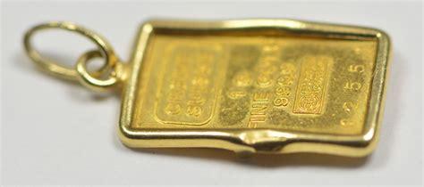 1 Gram Silver Bars Bulk - 1 gram gold bar in bezel property room