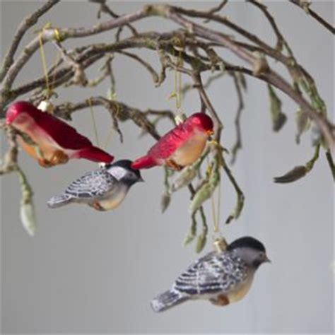 designers guild vintage style bird decorations cosy