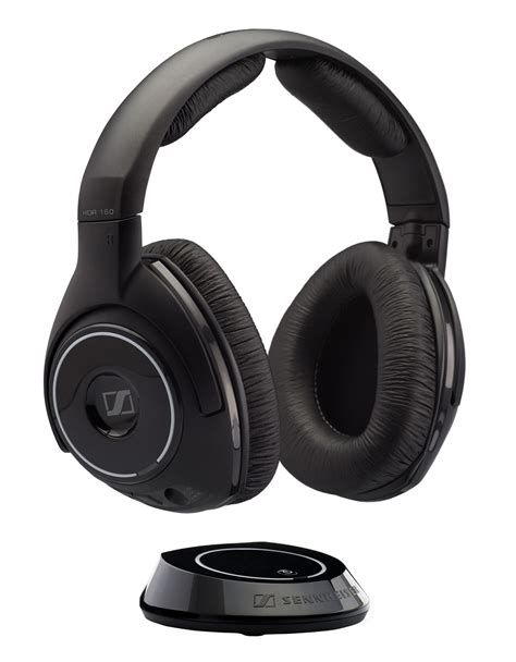 Headphone Sennheiser Rs 160 sennheiser rs 160 wireless audio headphones digital