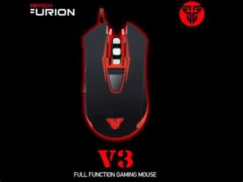 Mouse Fantech Z3 Gragas Gaming fungction gaming mouse fantech v3 furion