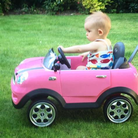 mini cooper car toddler the uphill triumphs and struggles of a thirty something