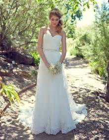Backyard Wedding Of The Dresses In The Gables Garden Wedding Dresses Modern Wedding