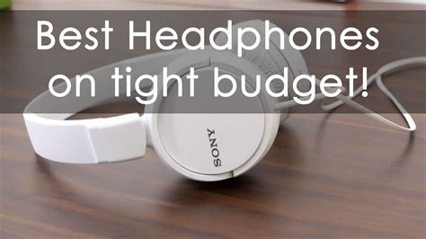 Sony Headphones Mdr Zx110a best budget headphone from sony mdr zx110a review