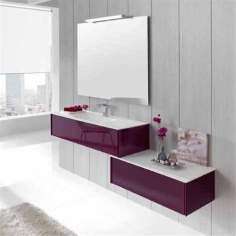 Caisson Meuble Salle De Bain meuble de salle de bain suspendu tabago 100 type caisson