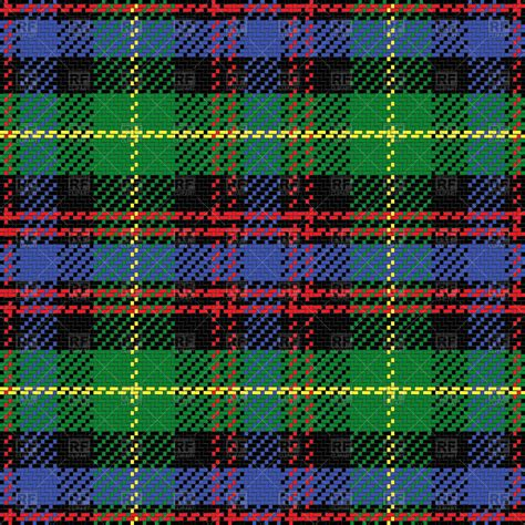 pattern colorful kilt colorful seamless scottish tartan pattern royalty free
