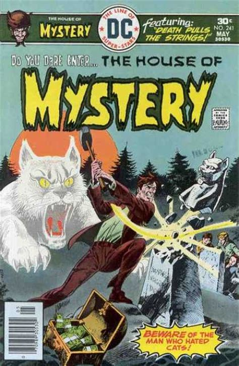 house of mystery house of mystery covers 200 249