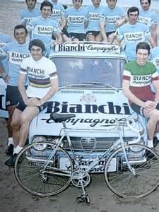 Alfa Romeo Cycling Jersey Bianchi Cagnolo 73 Marino Basso Felice Gimondi Et