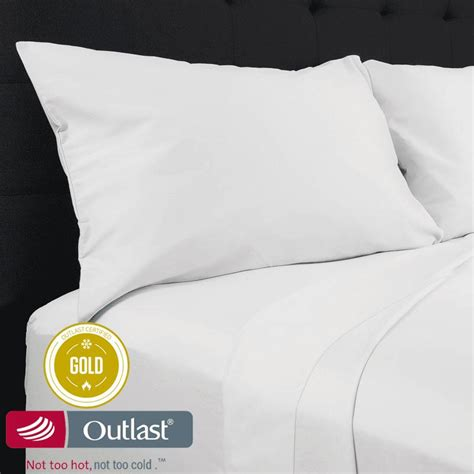 Temperature Regulating Pillow by Outlast 174 Not Not Cold Temperature Regulating