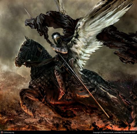 imagenes guerreros oscuros imagenes de angeles guerreros taringa