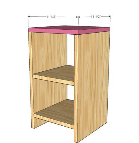 vanity woodworking plans woodshop plans