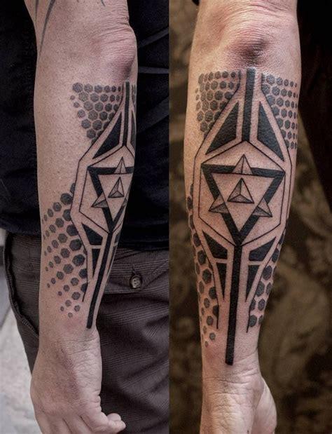 geometric illusion tattoo geometric illusion tattoos google search tattoos