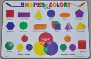 learning colors learn shapes and colours educational early learning