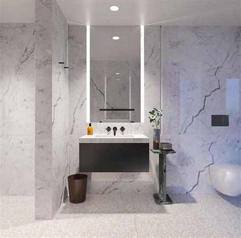 modern powder room modern powder room with undermount sink complex granite