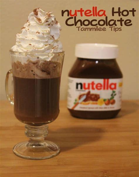 20 unique nutella recipes mom spark mom blogger