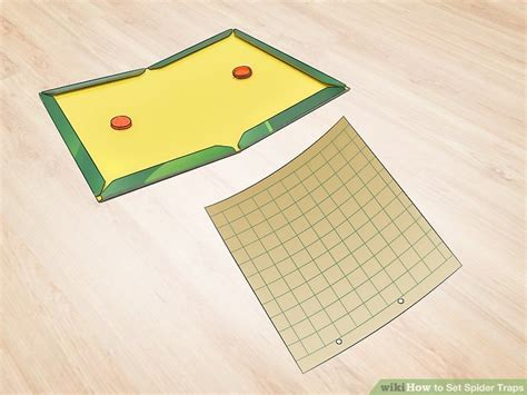 how to set spider traps 13 steps with pictures wikihow