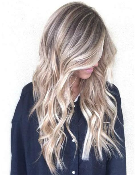 blonde hairstyles balayage 8 blonde balayage hairstyles every girl needs to try