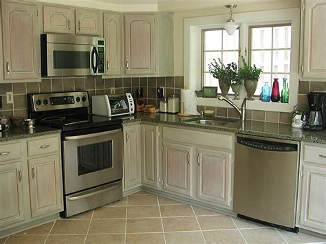Whitewashed Kitchen Cabinets White Washed Oak Kitchen Cabinets Changefifa