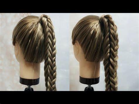 trenza de 4 cabos redonda peinado con trenza de 4 cabos redonda belleza sin