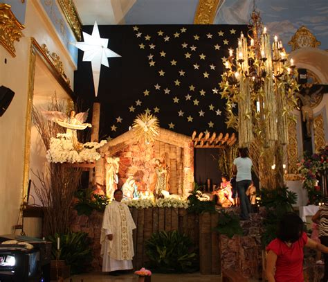 candon church christmas decor 08 candon city s weblog