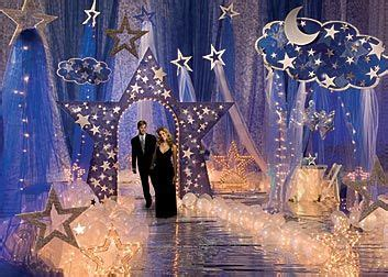 quinceanera themes shining under the stars a star themed prom for memories to last forever prom